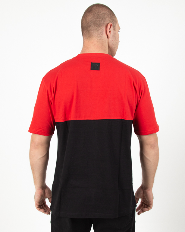 Koszulka El Polako Elpo New Black-Red