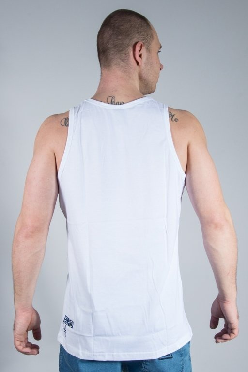Koszulka El Polako Tank Top Champion White