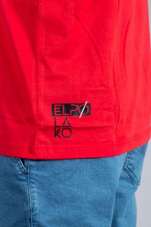 Koszulka El Polako Tank Top Classic Red