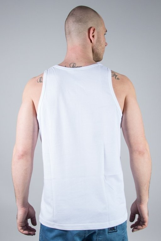 Koszulka El Polako Tank Top Markers White