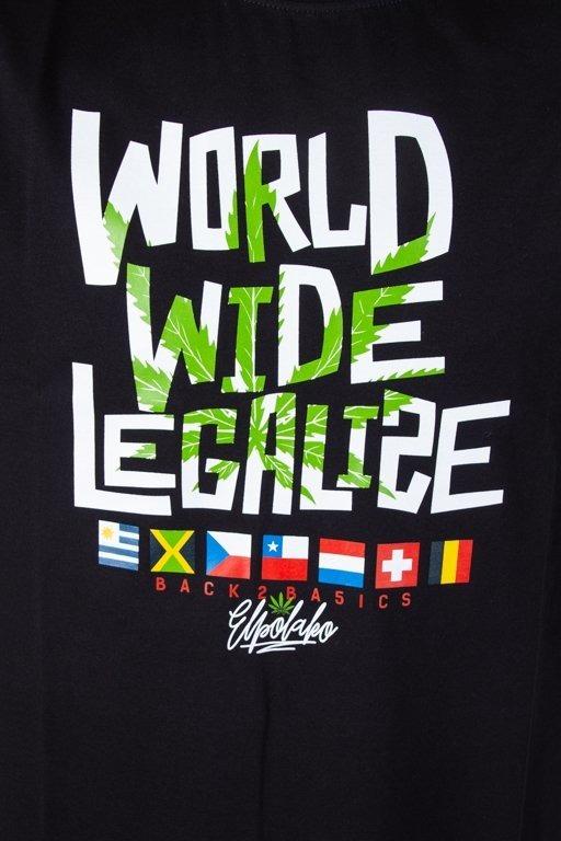 Koszulka El Polako Wwl Black