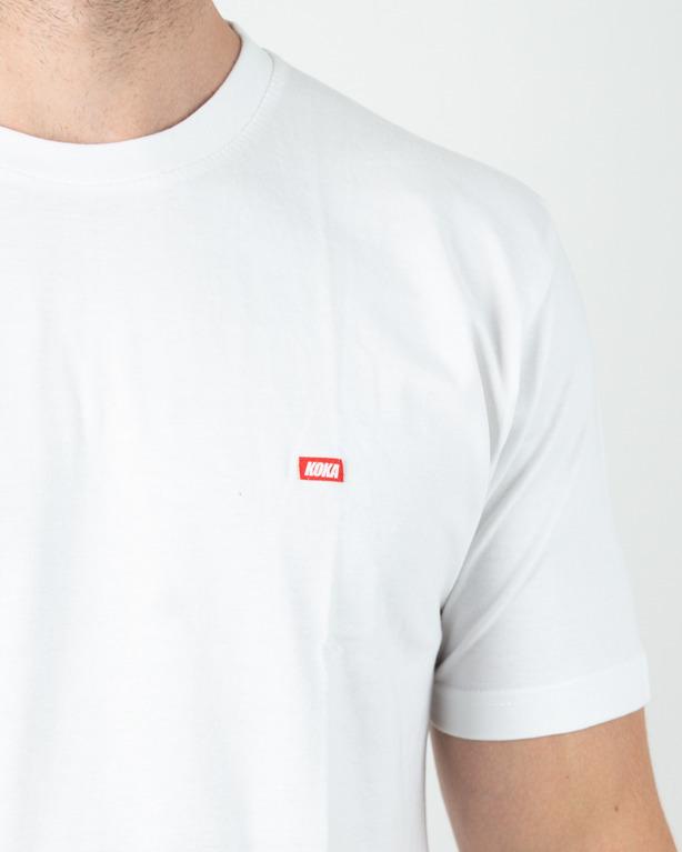 Koszulka Koka Label White