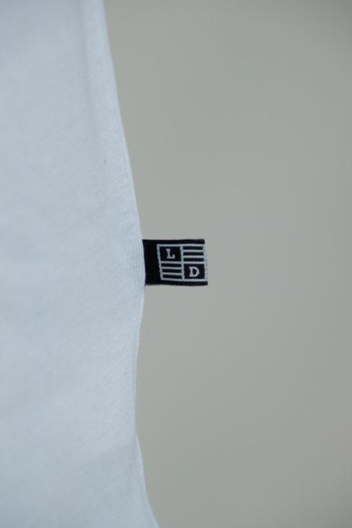 Koszulka Lucky Dice Nine Letters White