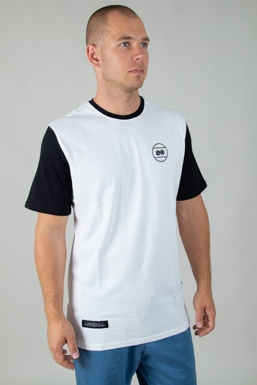 Koszulka Lucky Dice Triangle White