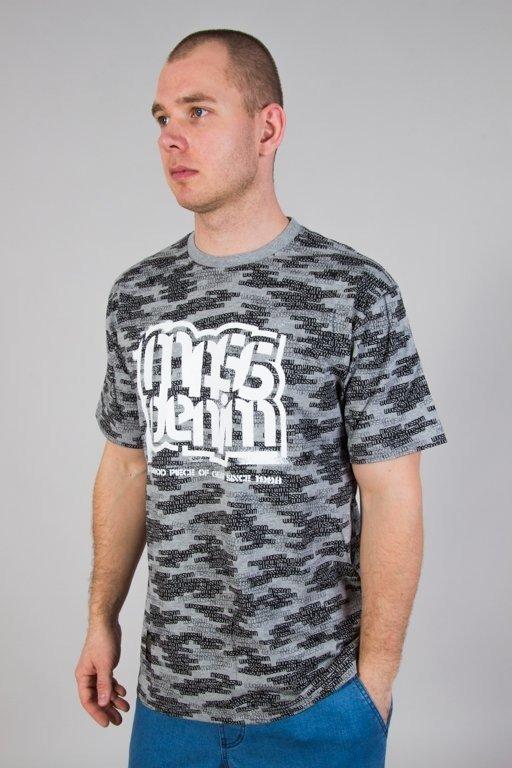 Koszulka Mass Assasin Grey