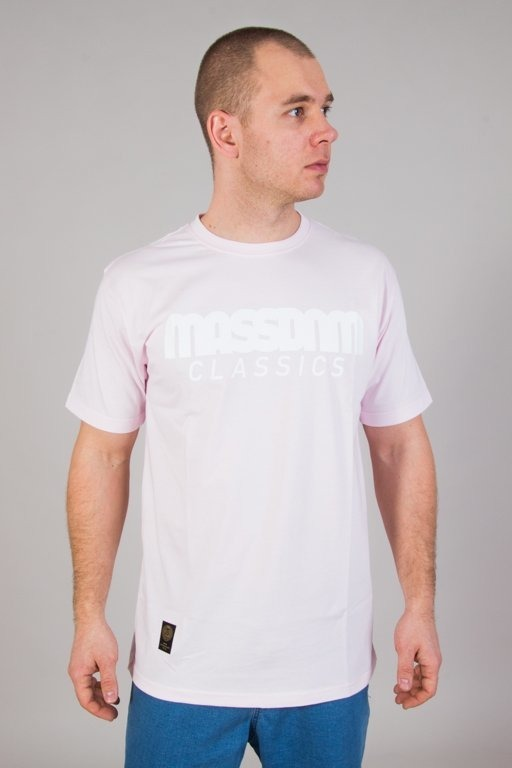 Koszulka Mass Classics Pink