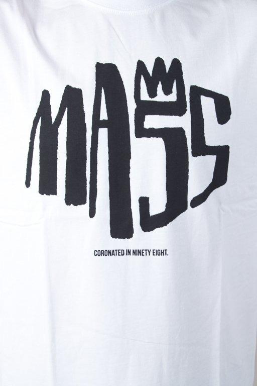 Koszulka Mass Crown White