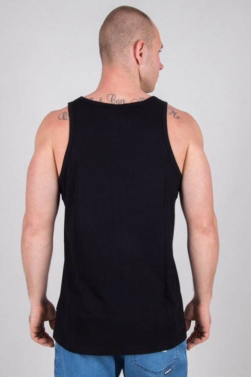 Koszulka Mass Tank Top Base Black