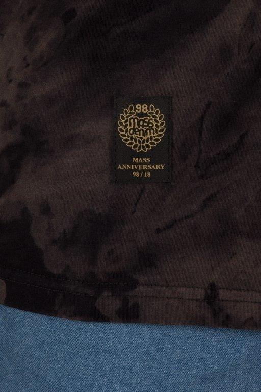 Koszulka Mass Tank Top Base Tiedye Black