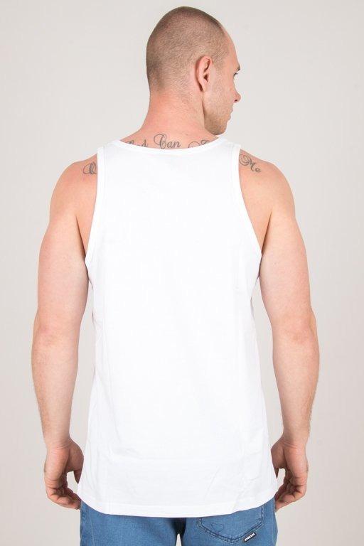 Koszulka Mass Tank Top Base White