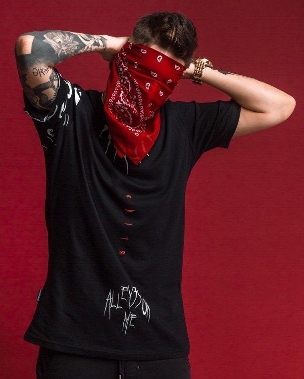 Koszulka Nbl X Blind Wear All Eyes On Me Black