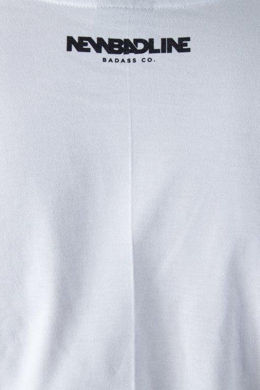Koszulka New Bad Line Earth White
