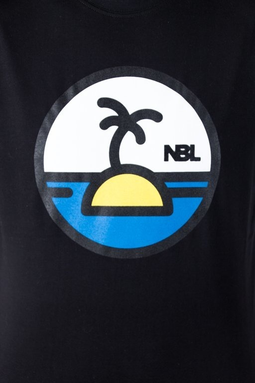 Koszulka New Bad Line Palm Black