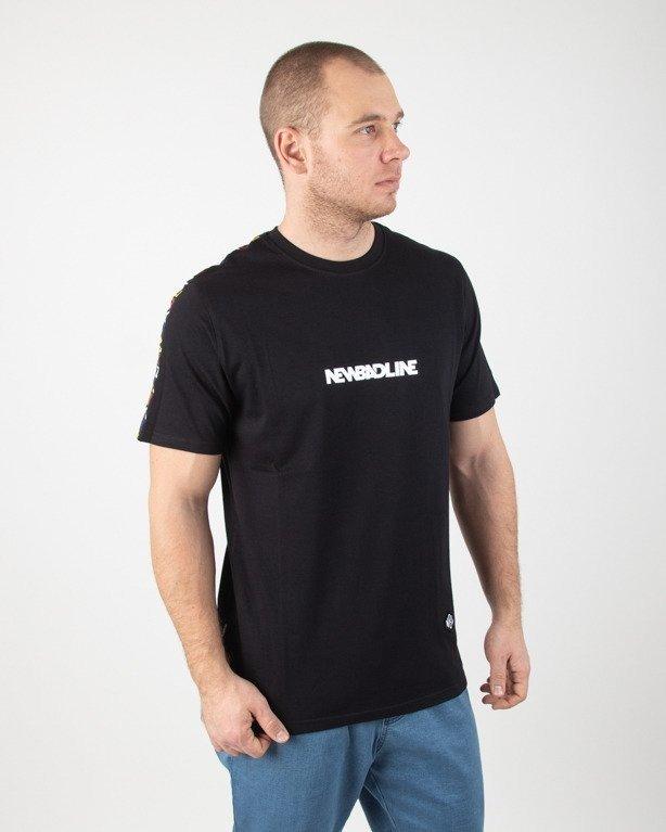 Koszulka New Bad Line Tape Black