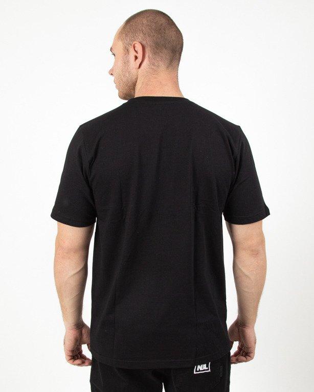 Koszulka Patriotic Big Laur Black