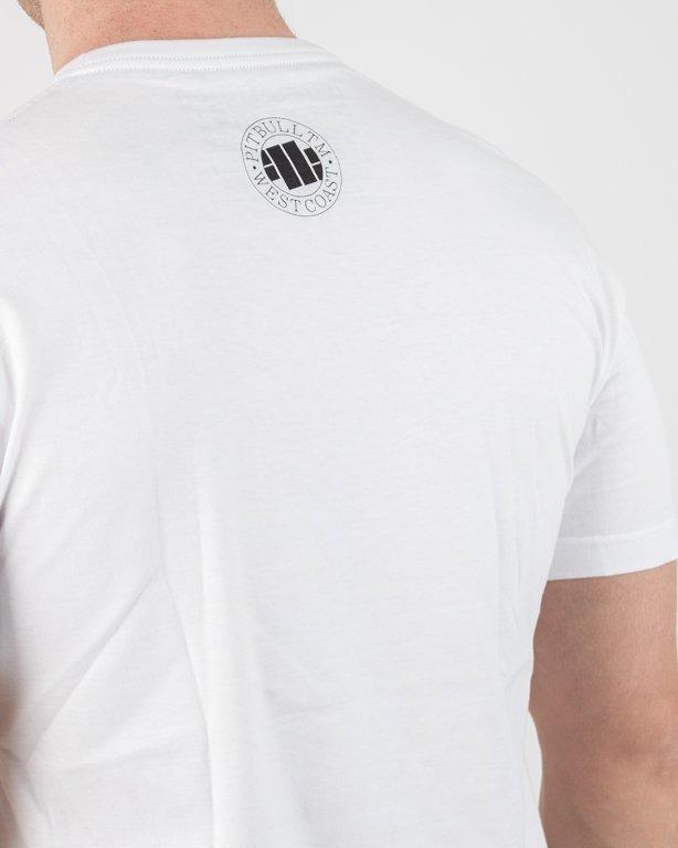 Koszulka Pitbull Frame White