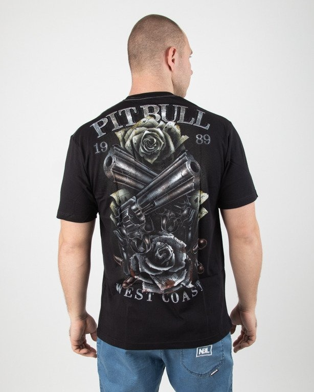 Koszulka Pitbull Player Black