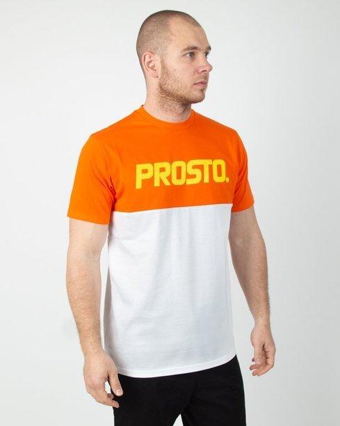Koszulka Prosto Blow Orange