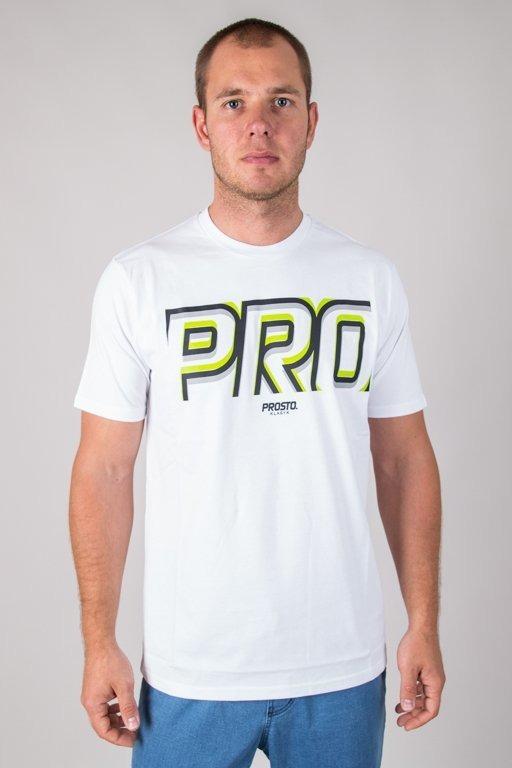 Koszulka Prosto Focus White