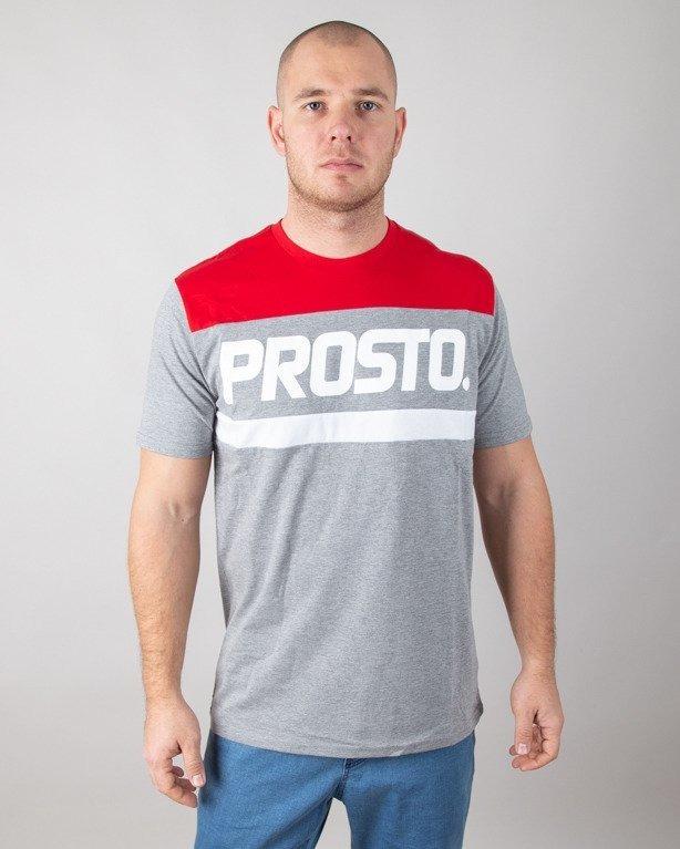 Koszulka Prosto Inter Grey