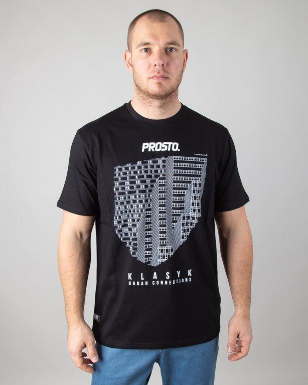 Koszulka Prosto Metropolis Black