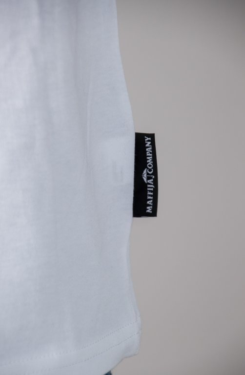 Koszulka Sb Maffija Register White