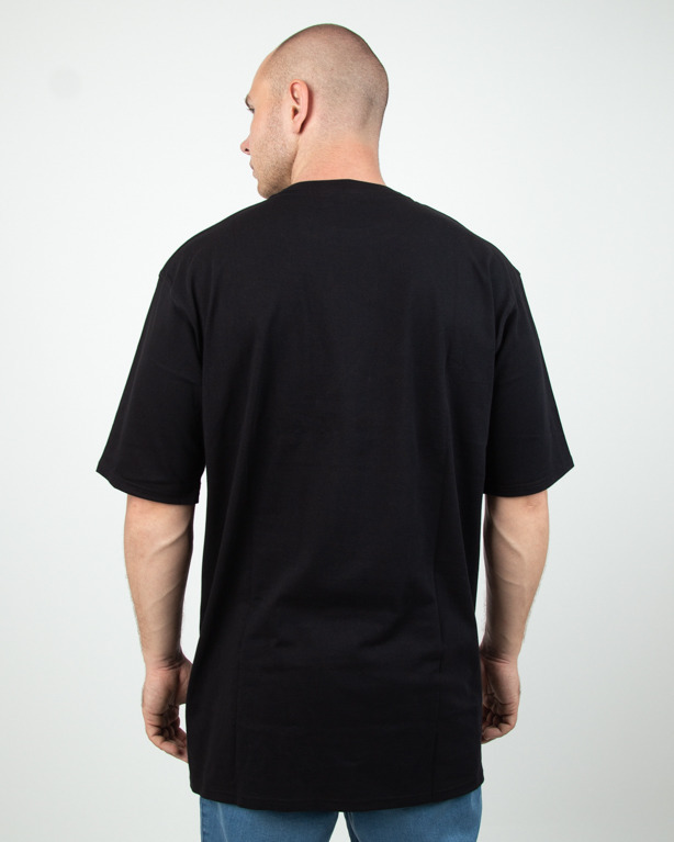 Koszulka Stoprocent Chromtag Black