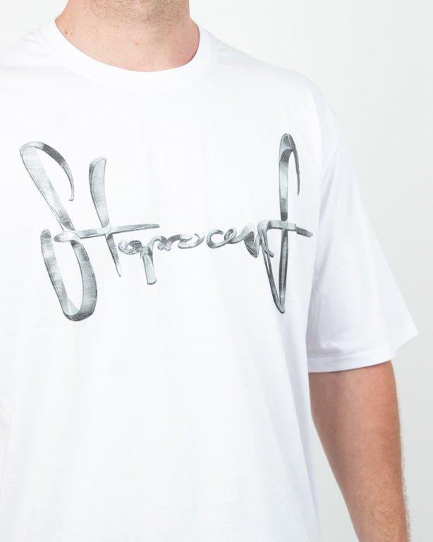 Koszulka Stoprocent Chromtag White
