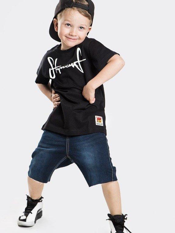 Koszulka Stoprocent Kid Tag Black