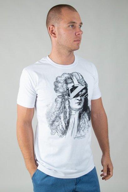 Koszulka Stoprocent Newton White