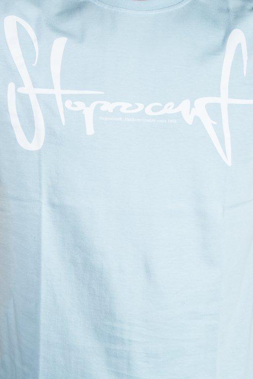Koszulka Stoprocent Slimtag Blue