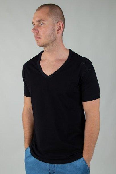 Koszulka Stoprocent Tag18 Black