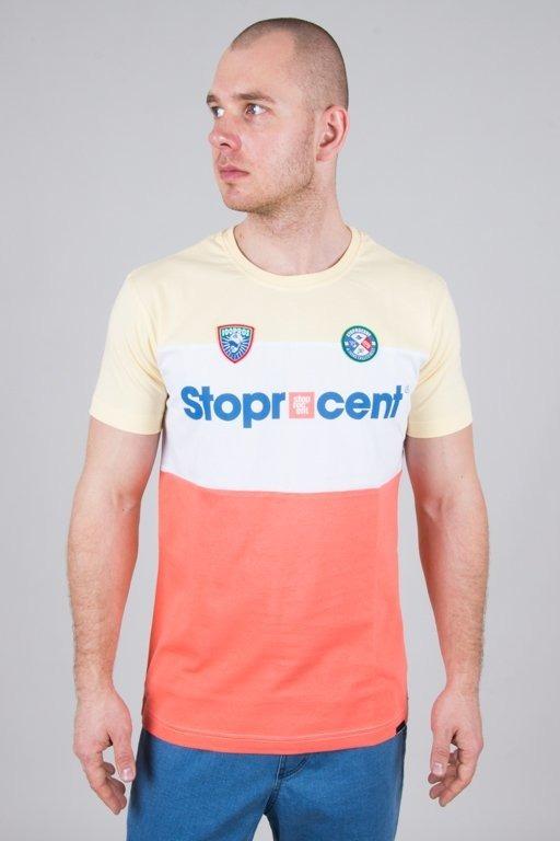 Koszulka Stoprocent Team Yellow