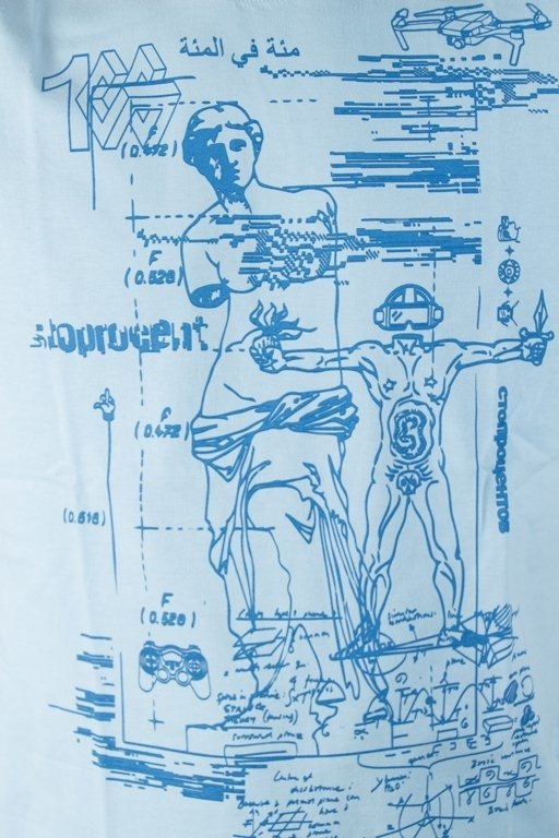 Koszulka Stoprocent Venus Blue