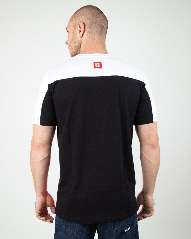 Koszulka Stoprocent Wutag Black-Red