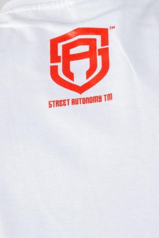 Koszulka Street Autonomy Arrow White