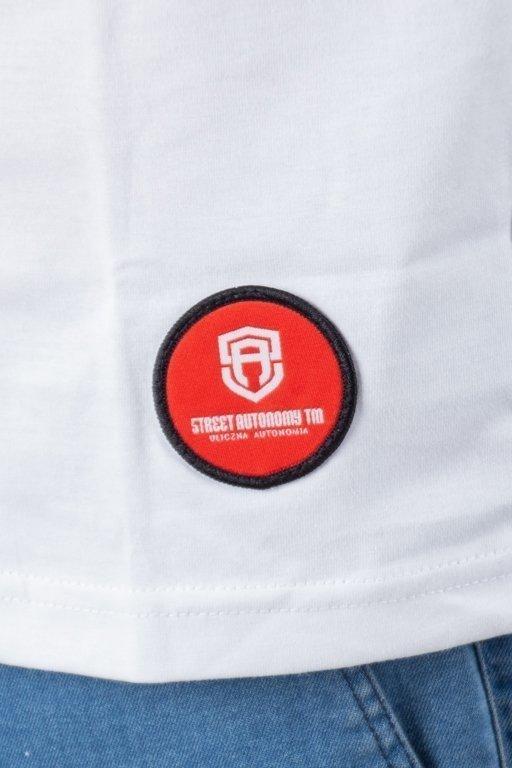 Koszulka Street Autonomy Classic White