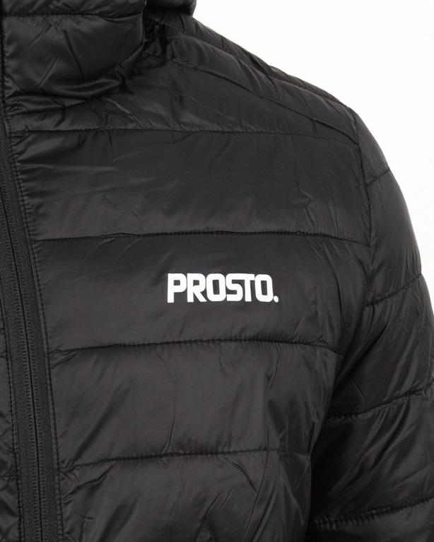 Kurtka Prosto Ultralight Black