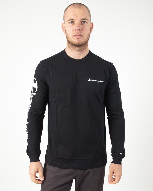 Longsleeve Champion 213470 Black