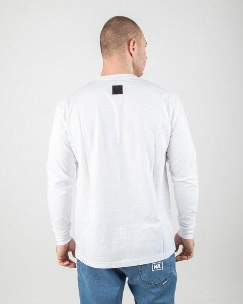 Longsleeve El Polako Handmade White