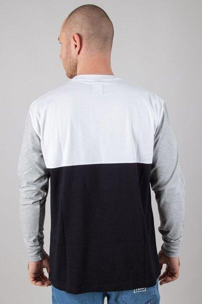 Longsleeve El Polako  Mistrz Black-Grey