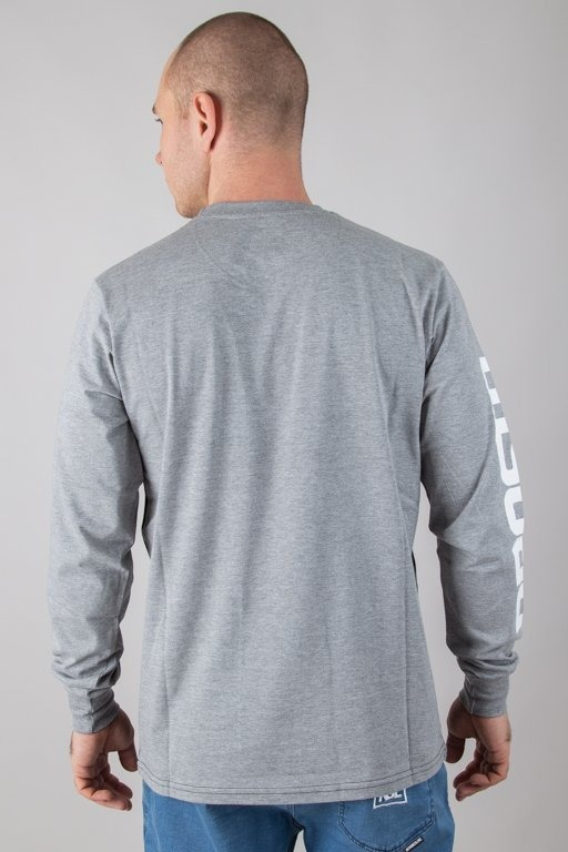 Longsleeve Prosto Once Grey