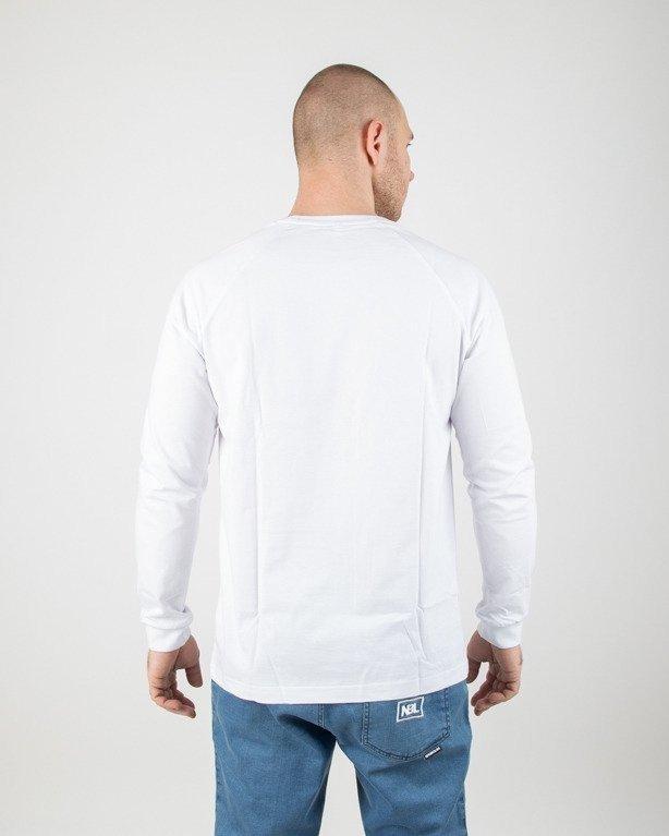 Longsleeve Stoprocent Base Smalltag White