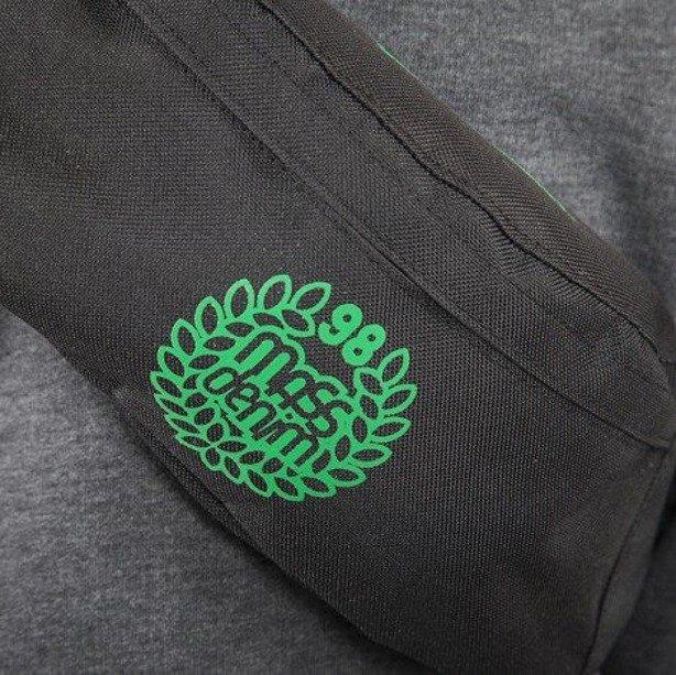 MASS SASZETKA NERKA BASE 013 FW BLACK-GREEN