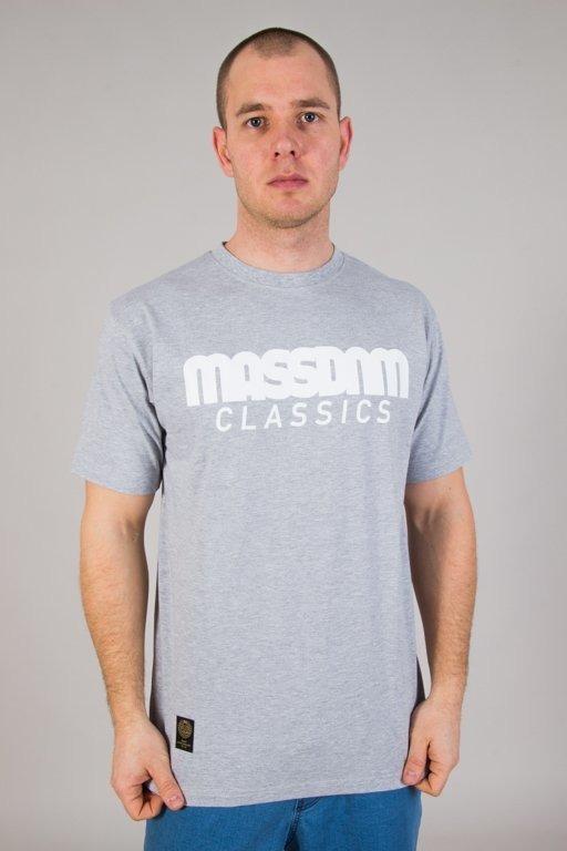 MASS T-SHIRT CLASSICS MELANGE