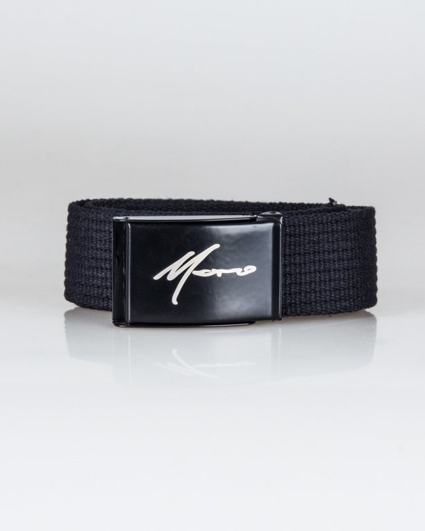 MORO BELT PARIS BLACK