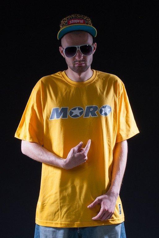 MORO KOSZULKA MR YELLOW