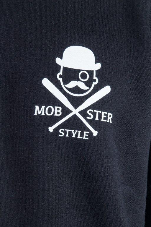 MORO SPORT CREWNECK MOBSTER BLACK