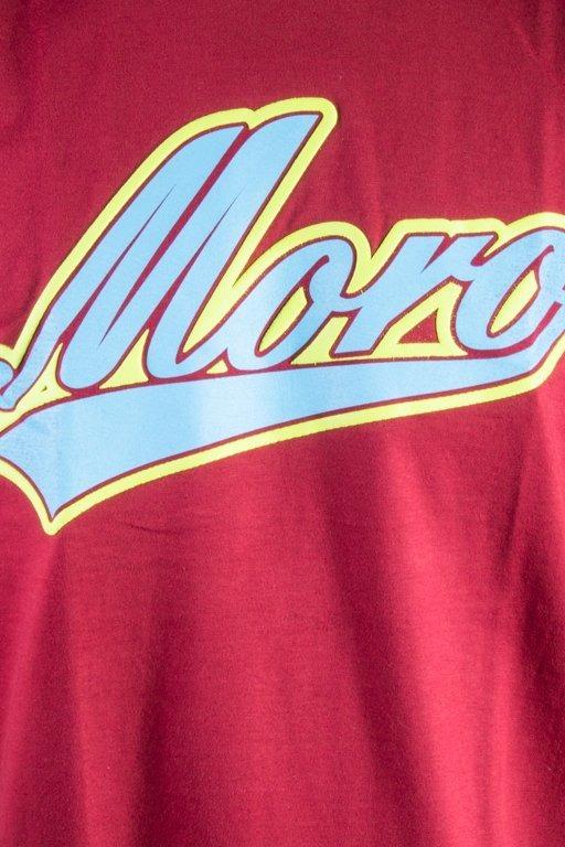 MORO SPORT T-SHIRT BASEBALL BRICK