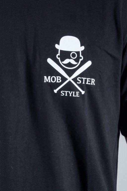 MORO SPORT T-SHIRT MOBSTER BLACK